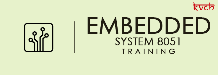 Best Embedded System 8051 Training Institute in Noida
