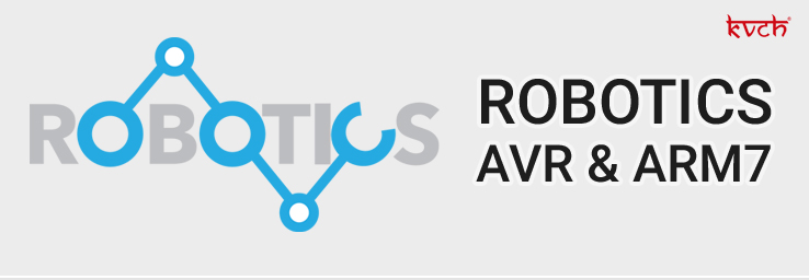 Best Robotics with AVR and ARM7 Training Institute & Certification in Noida